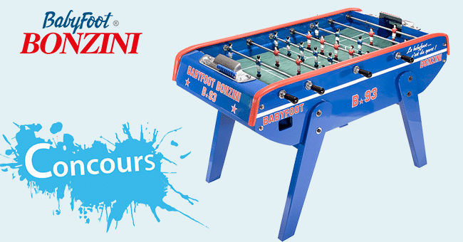 concours babyfoot