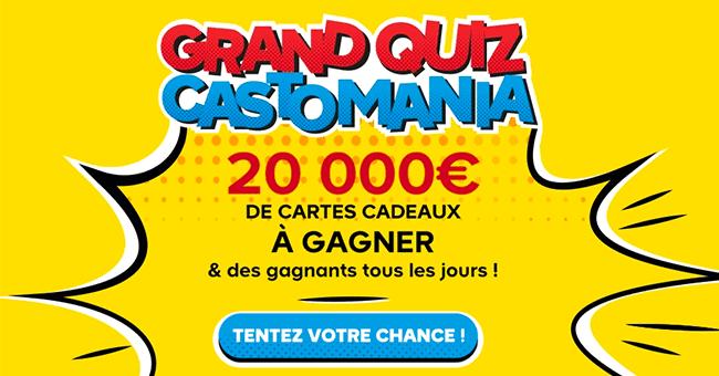 concours castorama