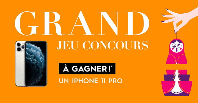 concours iphone11 1