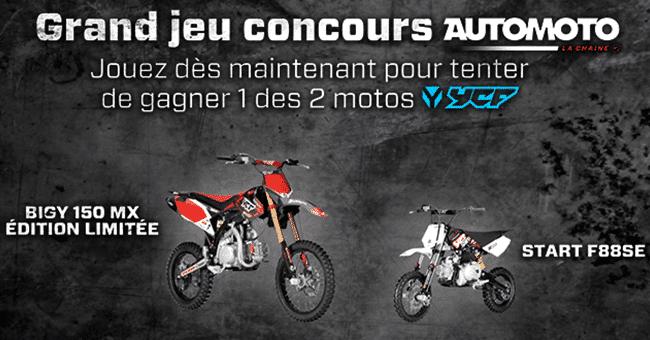 concours moto