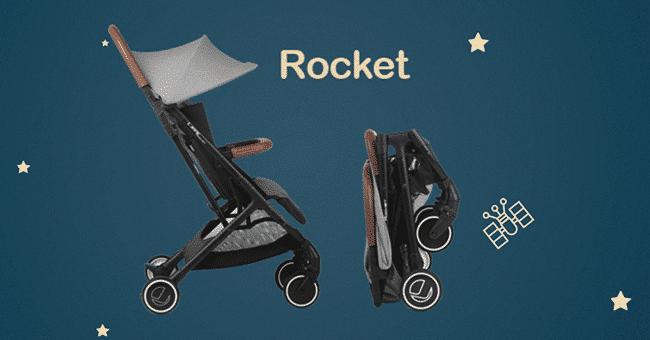 concours poussettes Rocket de Jane