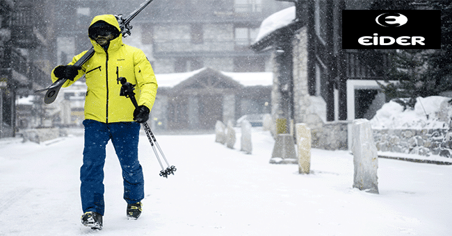 concours tenue ski eider