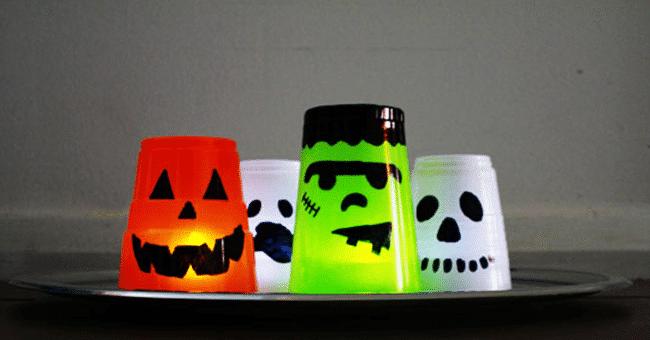 gobelet hallowen