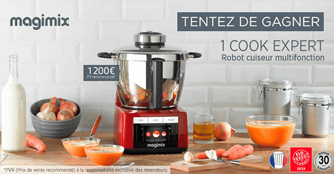 magimix cook expert concours