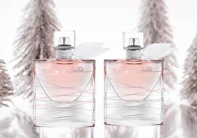 parfum lancome concours