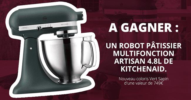 robot kitchenaid concours