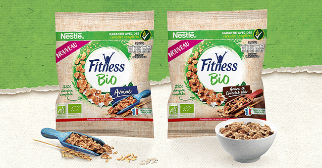 test cereale firness bio nestle
