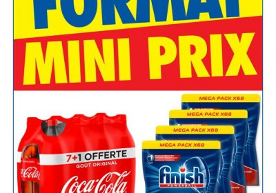 Catalogue Carrefour Maxi format mini prix