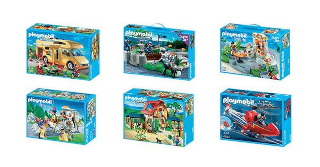 boite de jeux playmobil concours