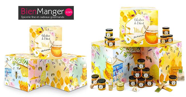 concours calendrier miel