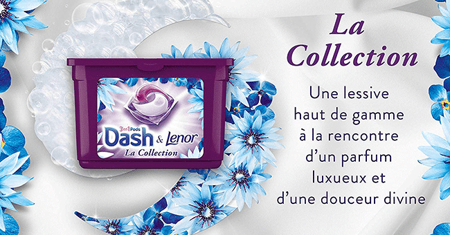 concours lessive dash