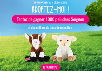 concours peluches
