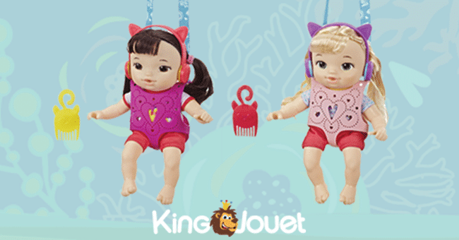 concours poupon baby alive