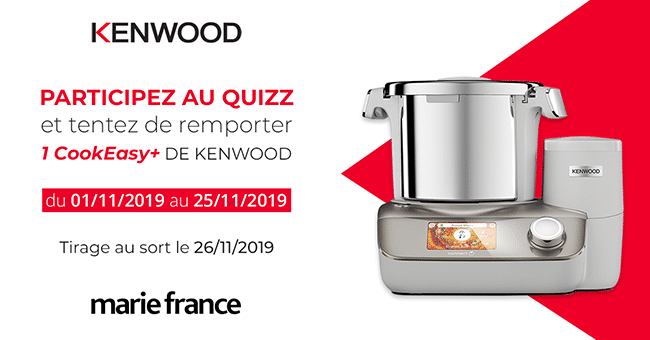 concours robot kenwood