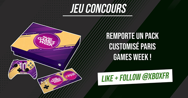 concours xbox one