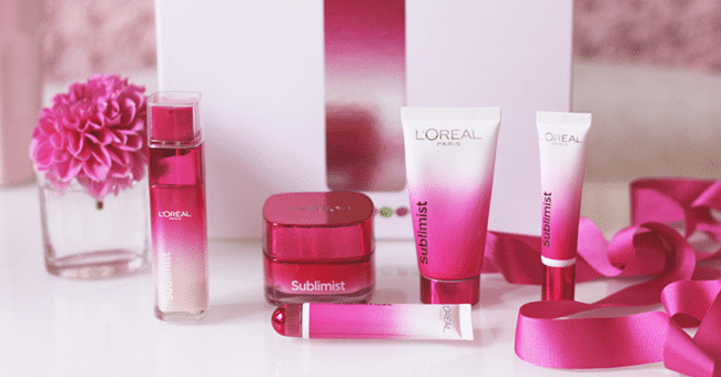 kit loreal concours