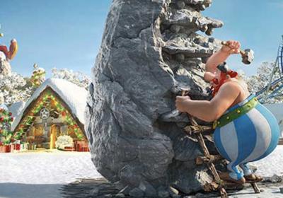 parc asterix concours