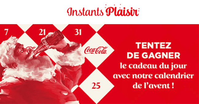 concours coca cola