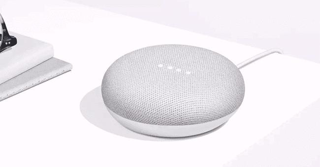 concours enceinte google home