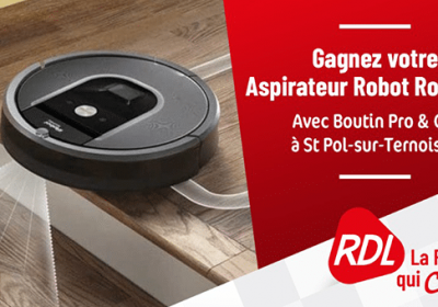 concours robot roomba 606
