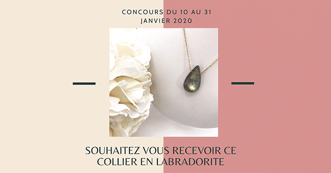 concours collier