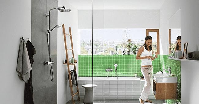 concours colonne de douche