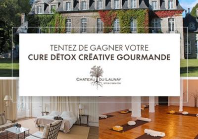 concours detox Château du Launay