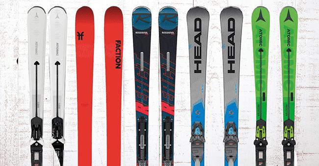 concours paire de ski