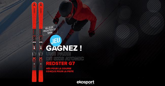 concours paire skis