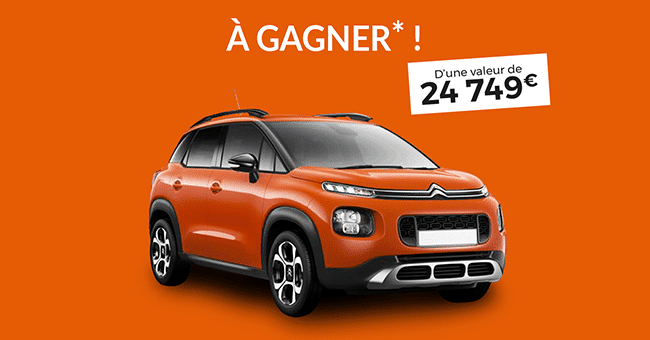 concours voiture 1