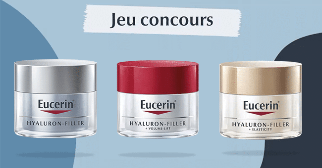 concours eucerin soin