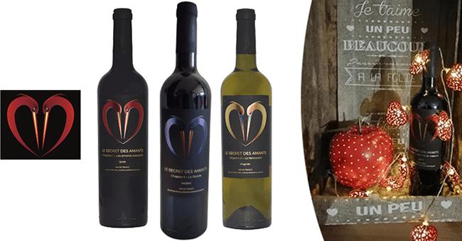 concours lot bouteilles vin