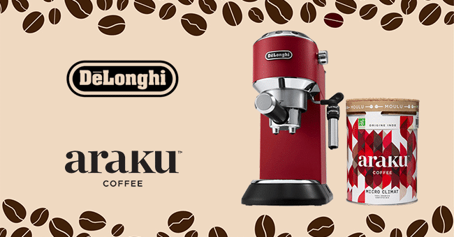 concours machine cafee delonghi