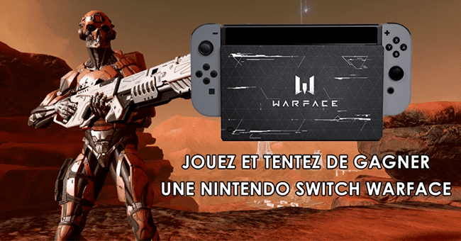 concours nintendp switch
