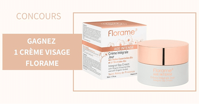 concours soins florame