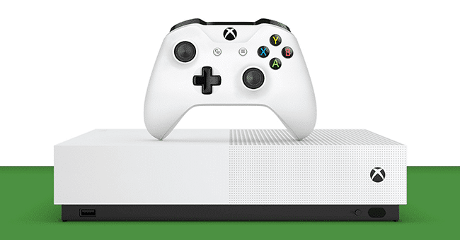 concours xbox one s