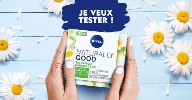 test de produit nivea