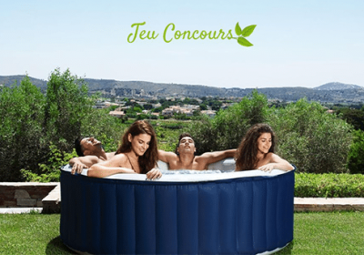 concours spa gonflable