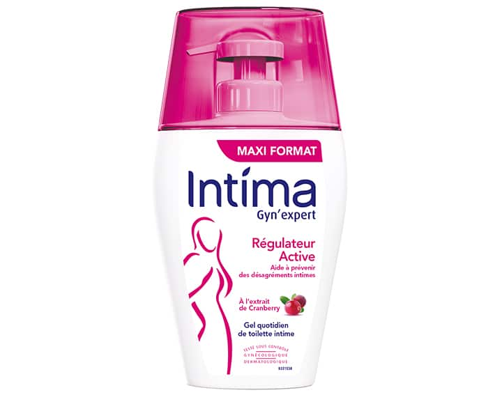 Intima Extra Doux reduction