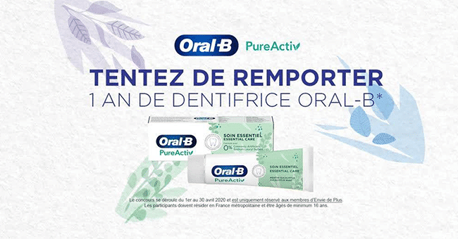 concours dentifrice