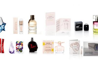 echantillon parfum