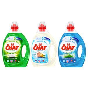 promo 1 50 le chat lessive liquide