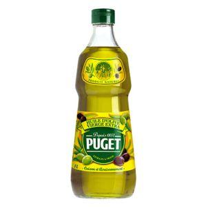 promo 1 huile dolive classique puget
