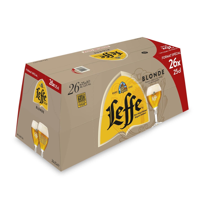 promo bierre leffe carrefour 1