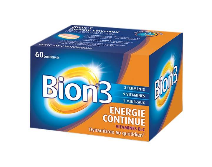reduction bio energie continue