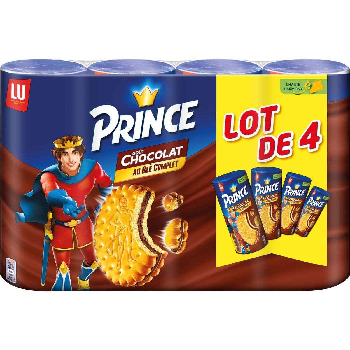 Promo biscuits Prince LU 2