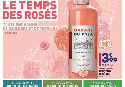 catalogue Aldi Le temps des roses