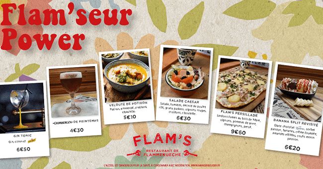 concours flams