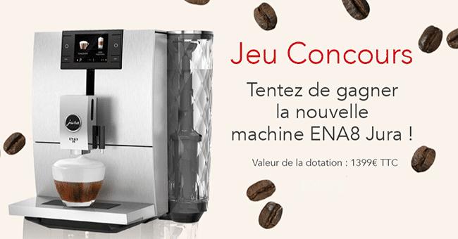 concours machine a cafe jura