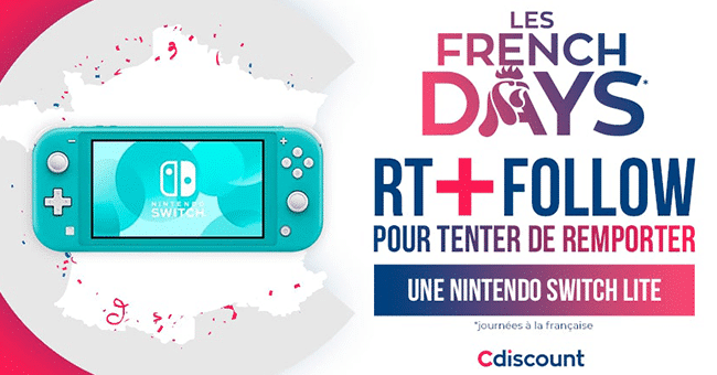 concours nintendo switch